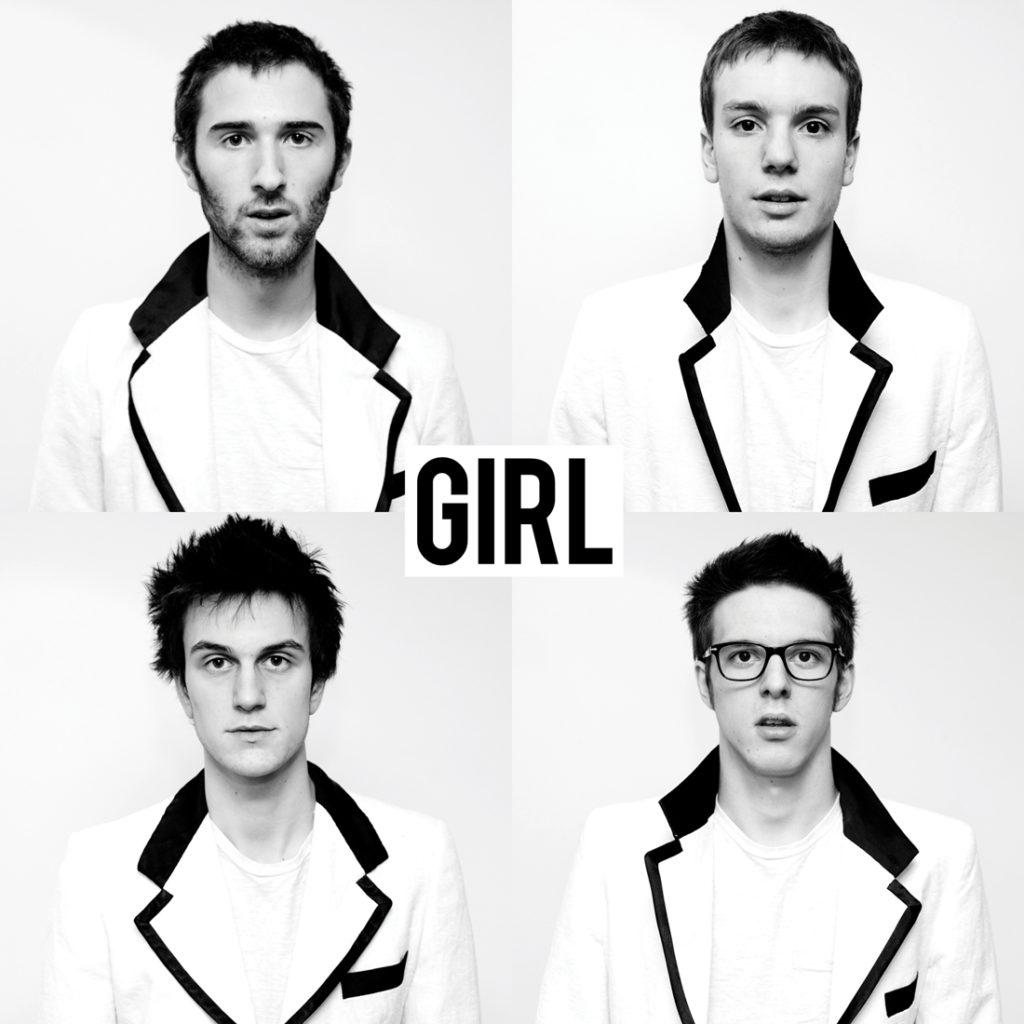 GIRL – GIRL EP