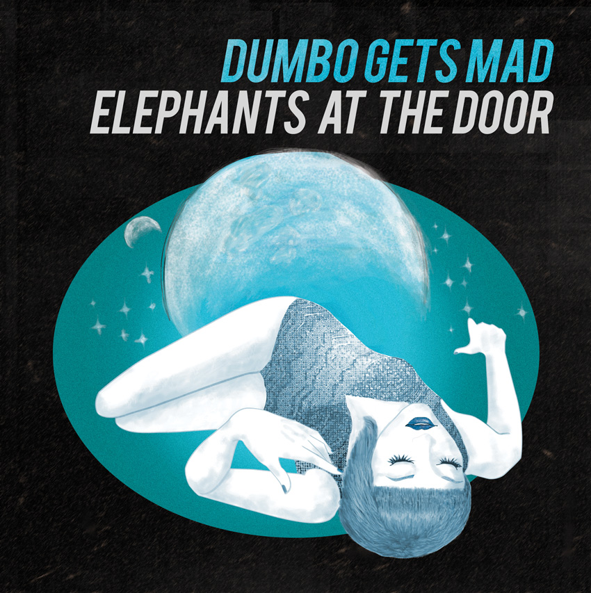Dumbo Gets Mad – Elephants At The Door