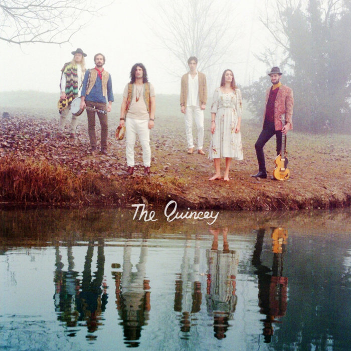 The Quincey – The Quincey EP