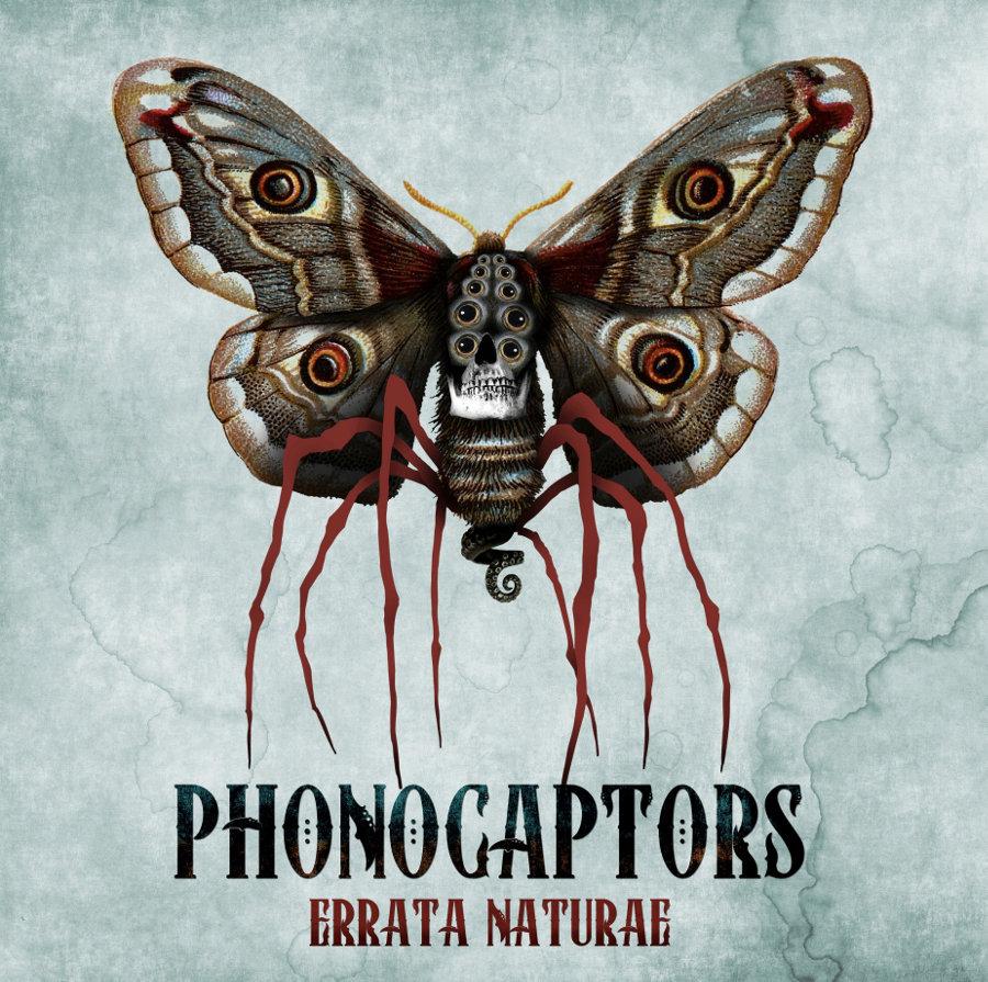 Phonocaptors – Errata Naturae