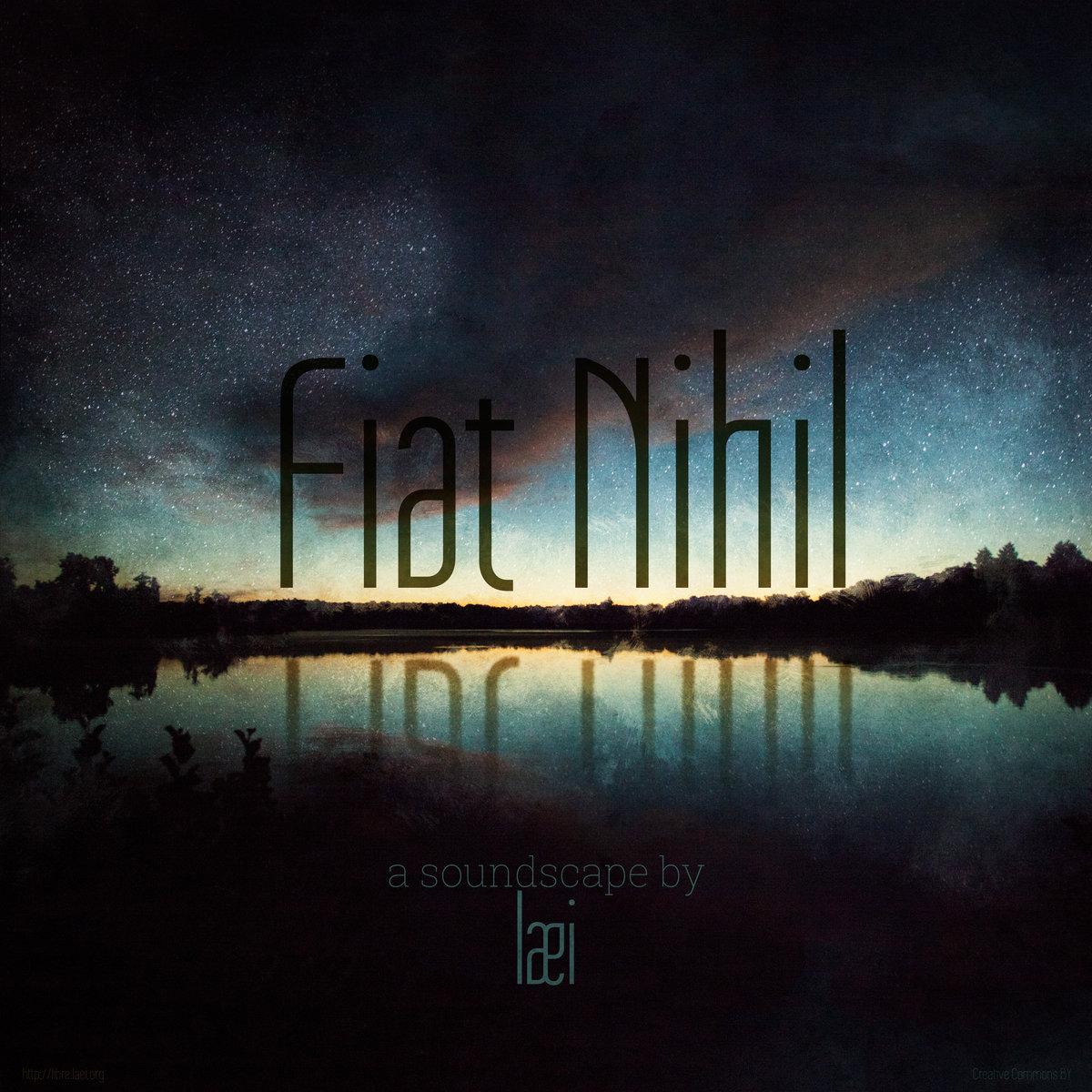 laei – Fiat Nihil