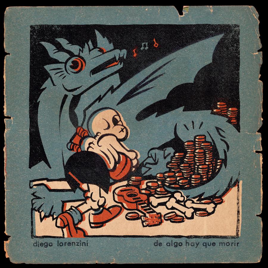 Diego Lorenzini – De Algo Hay Que Morir