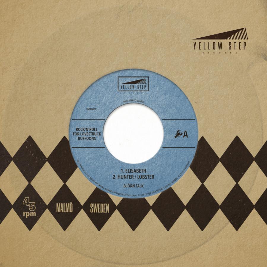 Björn Falk – Rock'n'Roll For Lovestruck Buffoons