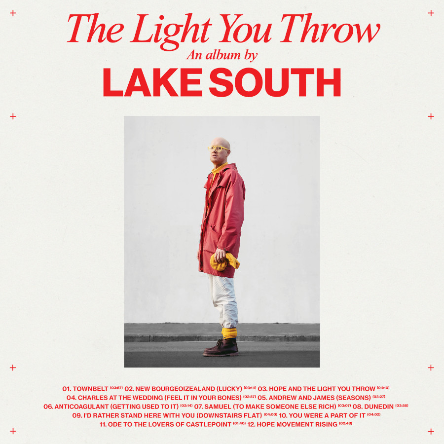 Lake South – The Light You Throw