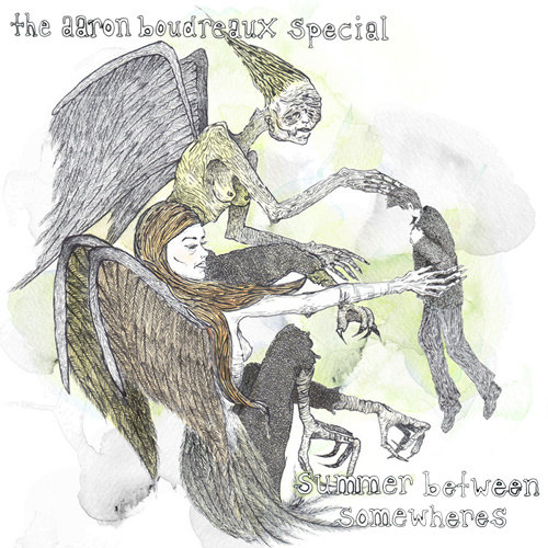 The Aaron Boudreaux Special – Summer Between Somewheres