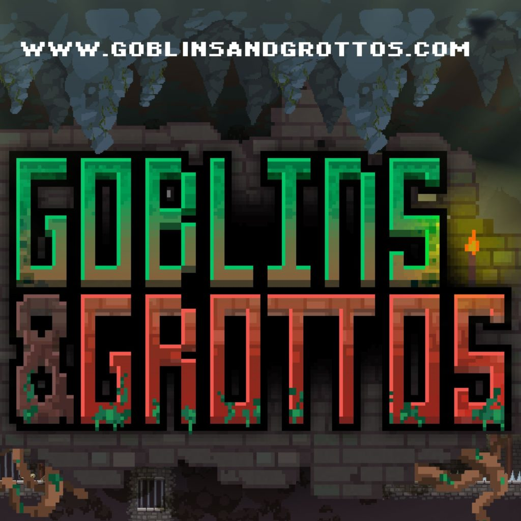 Ian Munt – Goblins and Grottos