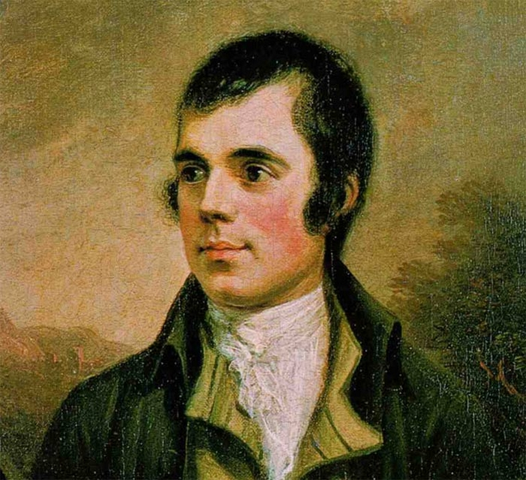 Dougie Mathieson & Mags Macfarlane – A Tribute to Rabbie Burns