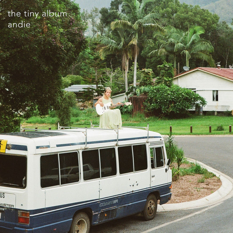 Andie – the tiny album