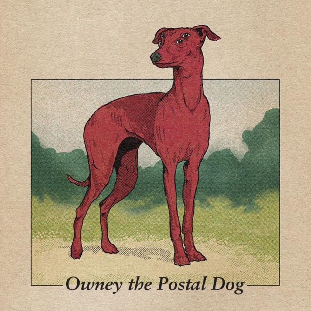 Owney The Postal Dog – Owney